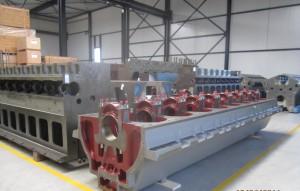 New Wartsila 32 Engine blocks