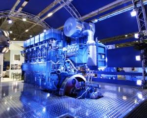 Excibition Rotterdam Hanshin Diesel