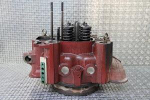 MAK 25 cylinder cover
