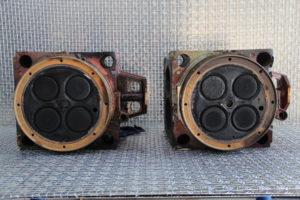 Wartsila 32 cylinder covers